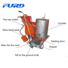 Matériel de marquage routier thermoplastique à pression manuelle