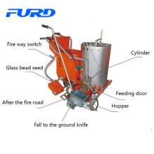 Hand Push Thermoplastic Road Marking Equipment