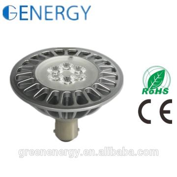 Haute qualité en gros prix bas 11W 15W 2700k 3000k 4000k 30 / 60degaree Finition en aluminium G53 / GU10 CE AR111 Spotlight