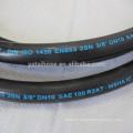 """3/8"""" Oil Resistant High Pressure Smooth Rubber Hose"""