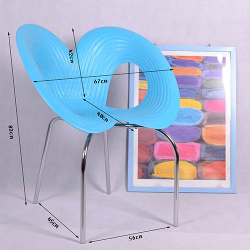 2 Pack Ripple Chair