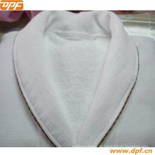 100% Baumwoll-Doppel-Waffel-Bademantel aus China (DPF2423)