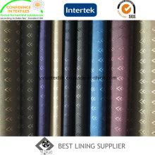 100 Polyester New Herringbone Pattern Men′s Suit Jacket Lining Supplier