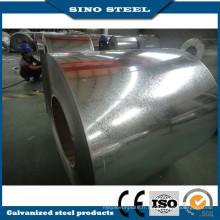 SGCC plongé chaud galvanisé acier bobine avec SGS approuvé