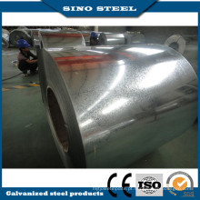 SGCC mergulhado quente galvanizado bobina de aço com SGS aprovado