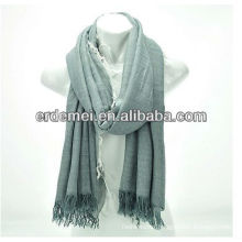 Generous viscose very cheap scarf factory