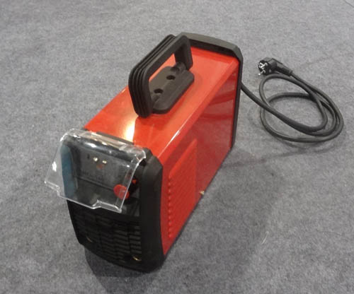 2014 new design with front special cover portable dc igbt welder 120A