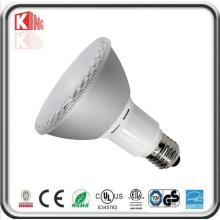 Dimmable LED COB 15W PAR30 avec ETL et Energy Star