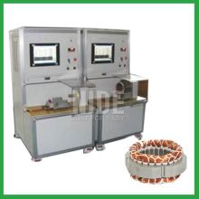 Compressor motor  stator automatic winding tester