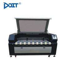 Máquina de bloques de vidrio con grabado láser Máquina de corte láser con láser de suministros industriales