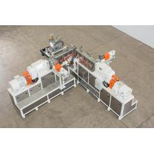 Hot-melt Adhesive Compounding Extruder Pelletizing System
