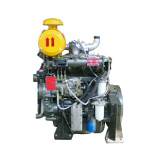 Motor refrigerado por agua chino 4 R4105ZD del cilindro