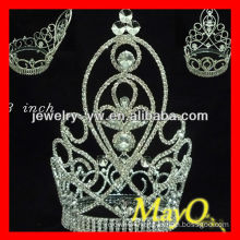 Hot sale Big Tall diamond pageant crown