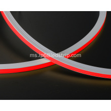 Evenstrip IP68 Dotless 1416 Red Top Bend membawa jalur cahaya