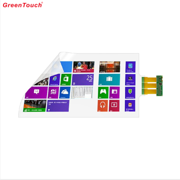 Grosir Lightweight Capacitive Multi Touch Foil 48 Inch