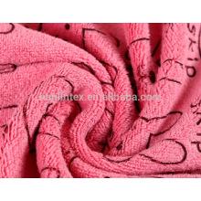 2015 new design high quality kitchen microfiber towel