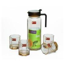 High Quality Glass Jug Set Kitchenware Kb-Jh06176