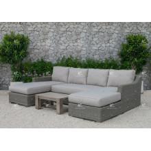 BORA BORA - Ensembles de canapé extérieur Poly Rattan les plus vendus pour le jardin