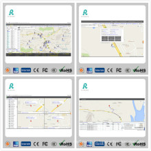 Программное обеспечение GPS Tracking реального времени GS102