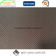100 Polyester Men′s Winter Jacket Print Lining Fabric China Manufacturer