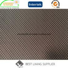 100 Polyester Men′s Winter Jacket Print Lining Fabric China Manufacturer