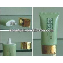 Dia.35mm flat cosmetic tube for cream