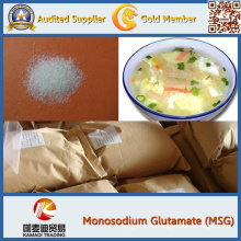 Essential Food Ingredient Monosodium Glutamate (MSG)