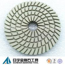 Professional Diamond Polishing Pads for Stone Machine