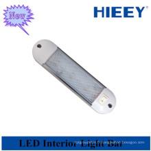 Lampe de lumière intérieure à LED conduit lampe d'intérieur 10-30V conduit les caravanes lumière intérieure