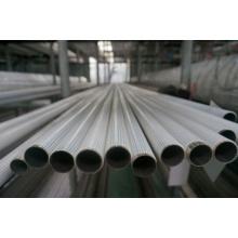 SUS304 GB Tuyau d'eau froide en acier inoxydable (101,6 * 2,0)