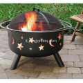24 pollici Sky Stars and Moons Fire Pit