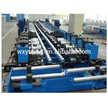 Passado CE e ISO YTSING-YD-0703 rolo de aço de aço galvanizado da bandeja que dá forma à máquina