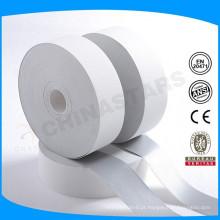 FR Alta visibilidade prata Nomex tecido resistente ao fogo