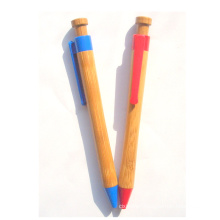 Eco Promotional Gift Colored Clip Ballpen
