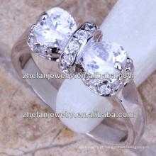 moda platina 925 anel de prata arco preço na índia