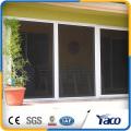 Black stainless steel burglary-resisting window screen