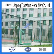 Цепи ссылка забор для школы (ТС-Е66)
