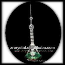 Modelo de construção de cristal maravilhoso H048