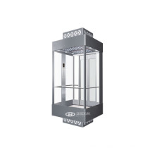 Panoramic Sightseeing Lift Popular Commercial Glass Panoramic Elevator