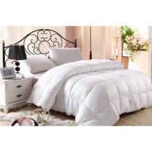 Новая коллекция Кровать Современная кровать Bed Plain White Hotel / Главная Комплект постельного белья (WS-2016055)
