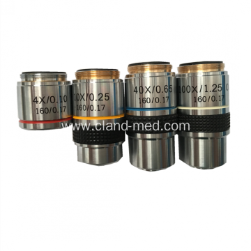 Good Price Of Objective Microscope 10x Lens