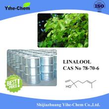 Natürliches Linalool Farblose oder gelbliche Flüssigkeit