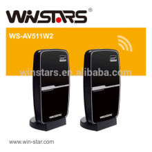 Wireless HD transmitter and receiver 5GHz AV Kits,Supports Full HD 1,080p signals,CE,FCC