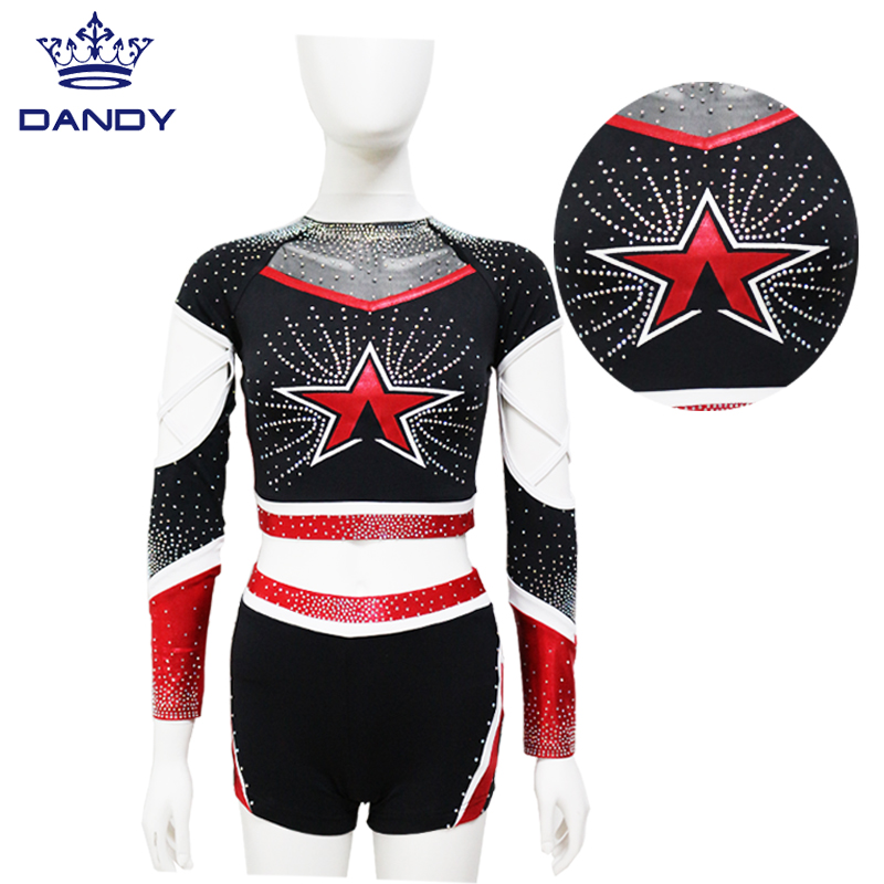 cheap cheerleading uniform