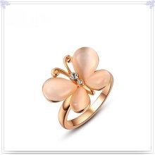 Moda jóias de cristal anel de liga de jóias (al0025rg)