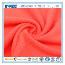 Tissu de haute qualité en laine polaire pour couverture