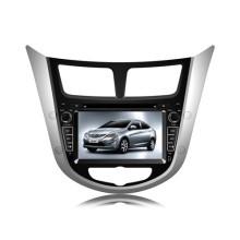 Yessun автомобильный DVD / навигация / GPS для Hyundai Verna (TS7258)
