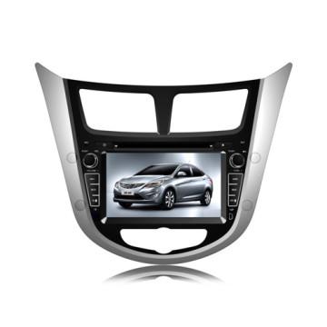 Yessun coche DVD / navegación / GPS para Hyundai Verna (TS7258)