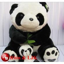 Niedlich gefüllte Spielzeug benutzerdefinierte Plüsch Spielzeug Plüsch Panda Puppe