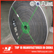 ISO9001: 2008 Superior Heat Resistance Conveyor Belt for Hot Sintered Ore